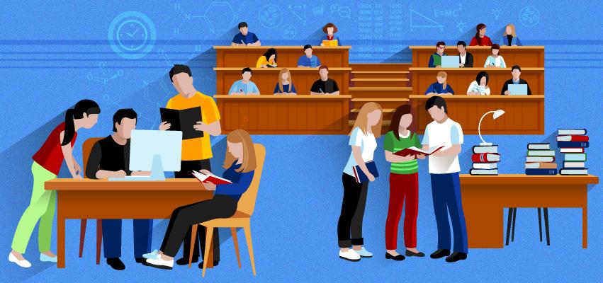 Como Montar uma sala de Aula Colaborativa