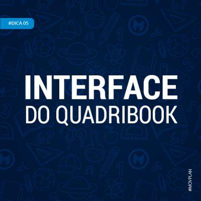 Dica 05 | Interface do QuadriBook