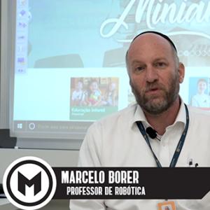 Colégio Renascença destaca utilização da Lousa Digital da MOVPLAN