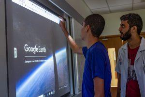 google-earth-na-lousa