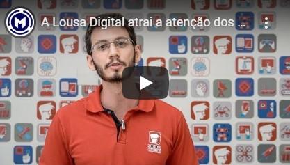 a lousa digital atrai a atencao dos alunos