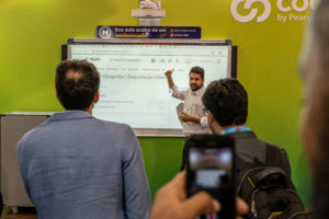 Lousa Digital: junção de tecnologia e ensino1