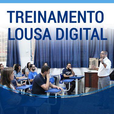 Treinamento da Lousa Digital no Colégio Educare Itápolis